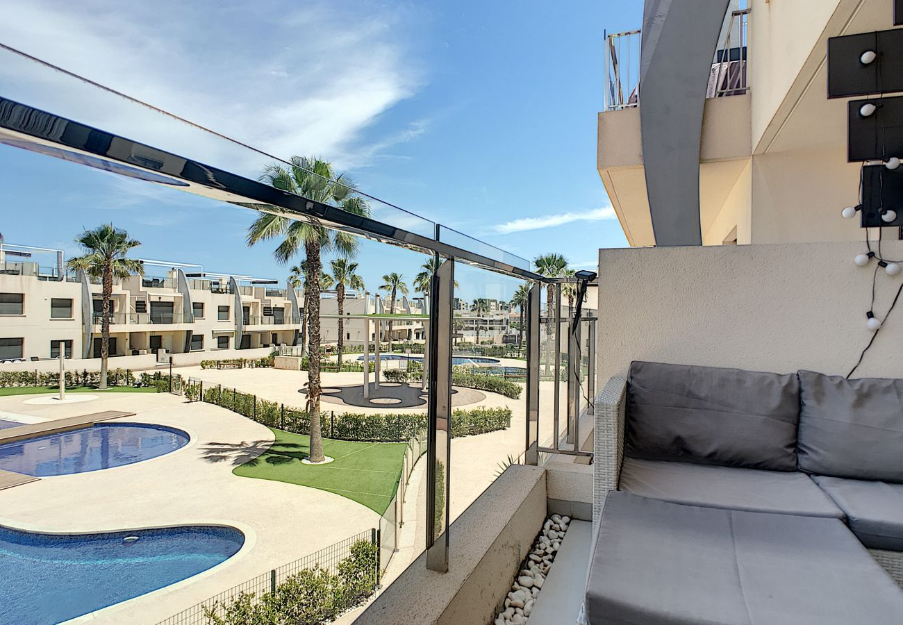 Apartamento en Pilar de la Horadada - Playa Elisa Bay - Michalina